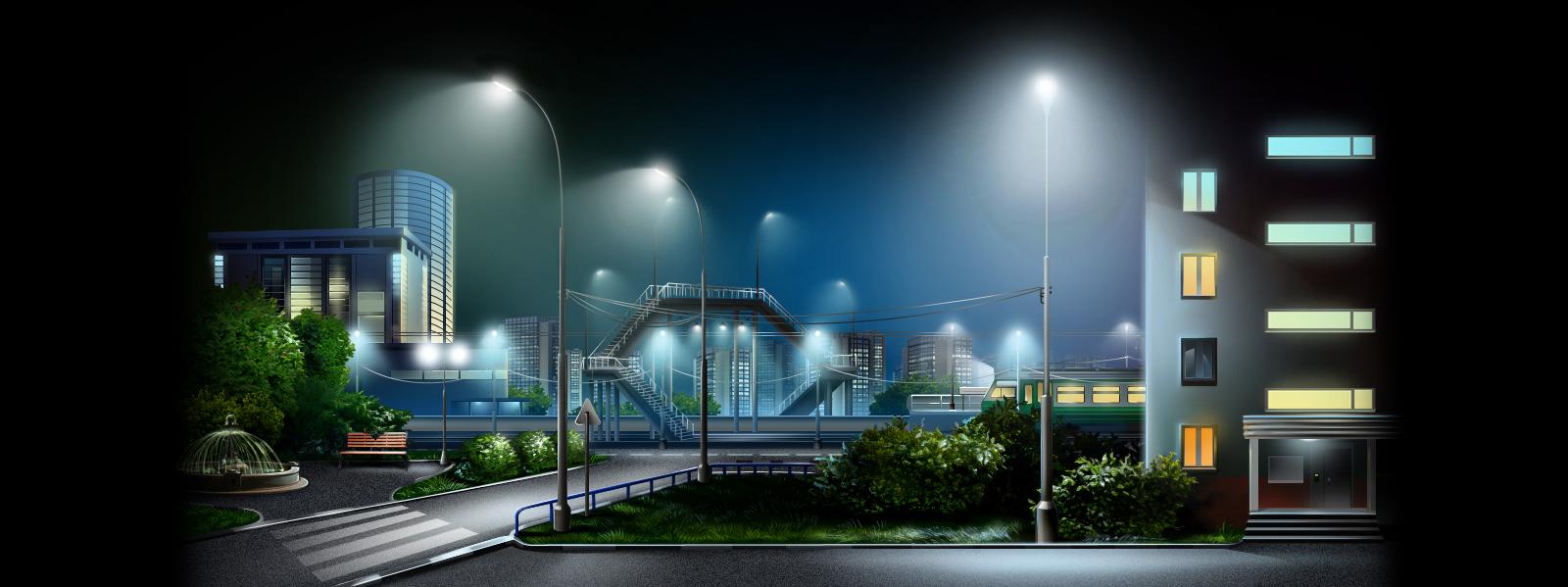 Купить уличные светильники и фонари в интернет-магазине